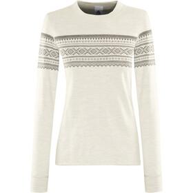 Aclima DesignWool Marius Langærmet T-shirt Damer grå